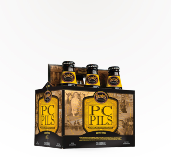 Founders Seasonal - PC Pils