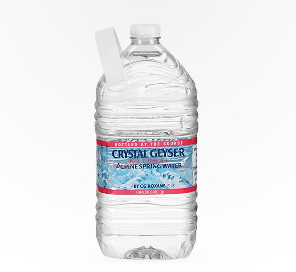 Crystal Gey H20