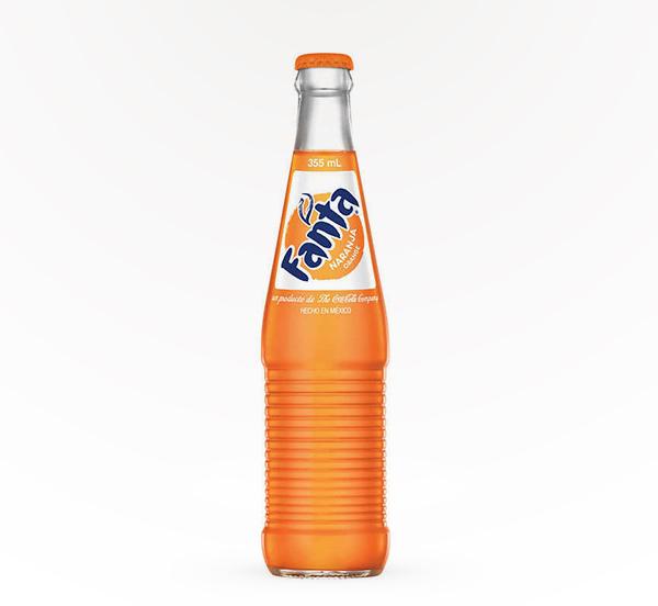 Fanta Mexican Orange