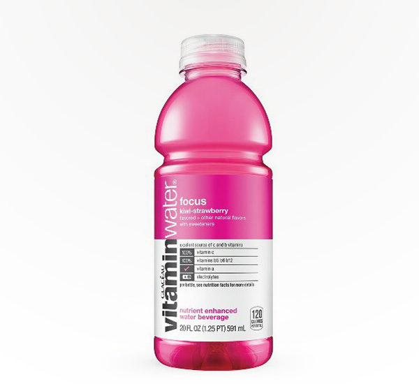 Glaceau Vitamin Focus Kiwi Strawberry