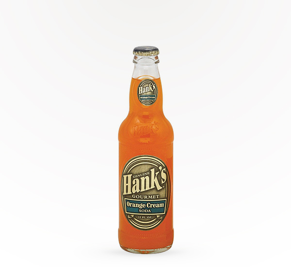 Hanks Orange Cream Soda