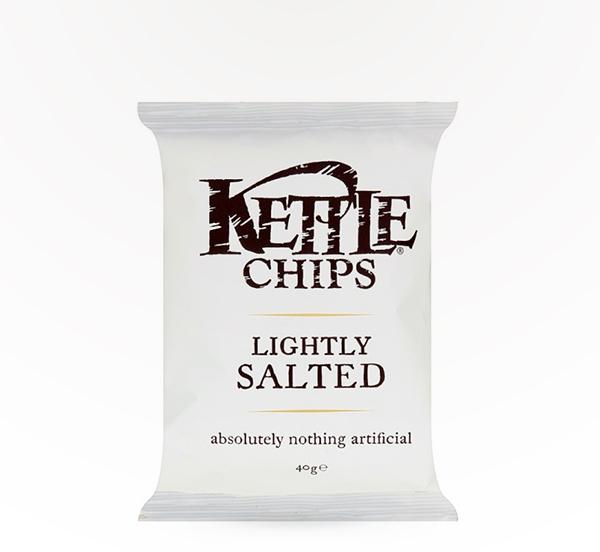 Kettle Chips Lightly Salted 2 oz.