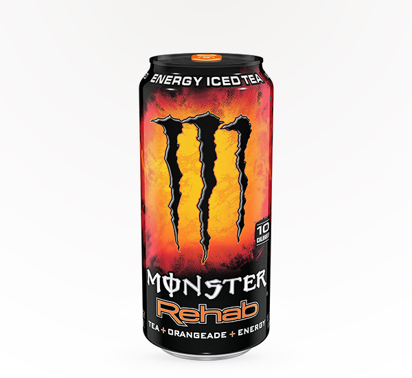 Monster Rehab Orangeade Energy