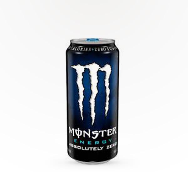 Monster Absolutely Zero 16 Oz