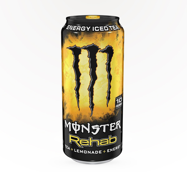 Monster Rehab 15.5 Oz