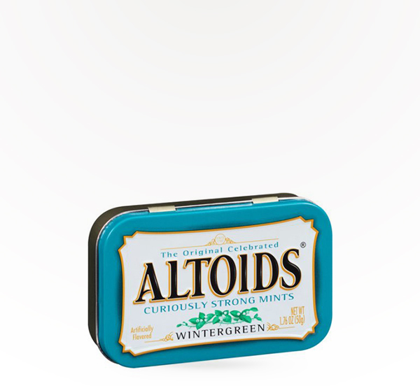 Altoid Wintergreen 1.76 Oz