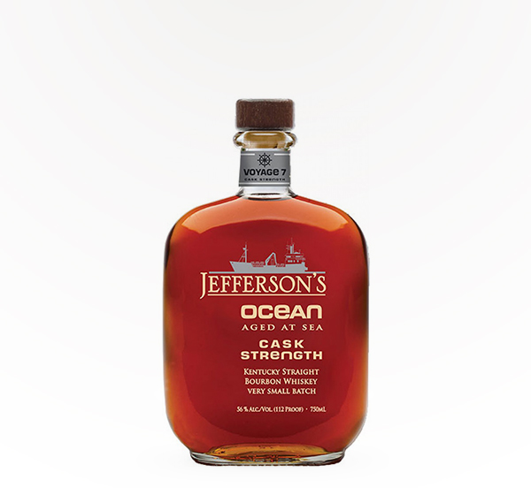 Jefferson's Ocean Bourbon Cask Strength