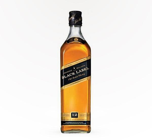 Johnnie Walker Scotch Black 12-year-old