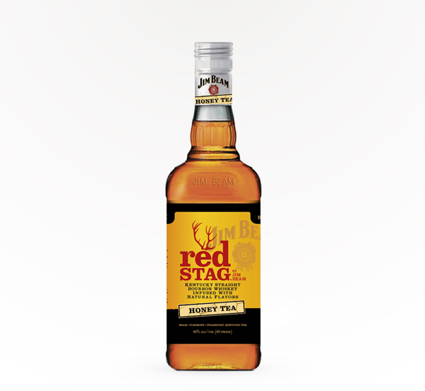 Red Stag Bourbon Honey Tea 750