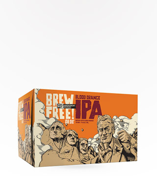 21st Amendment Brew Free! or Die Blood Orange IPA