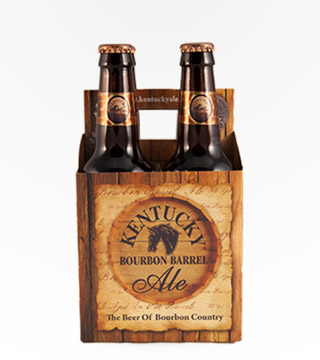 ALLTECH KENTUCKY BOURB ALE 4PK