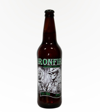 Ironfire 51/50 IPA