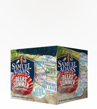 Samuel Adams Beers of Summer