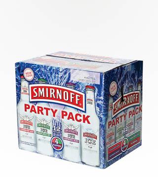 Smirnoff Ice Variety