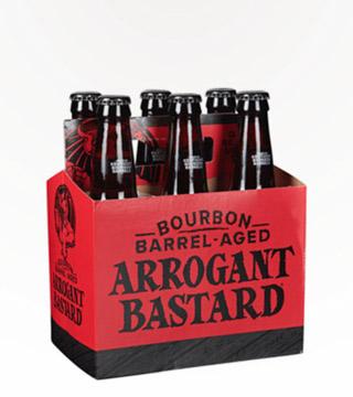 Stone Brewing Bourbon Arrogant