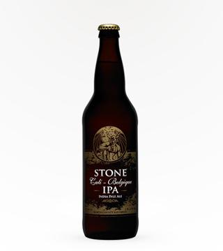 Stone Brewing Cali-Belgique IPA