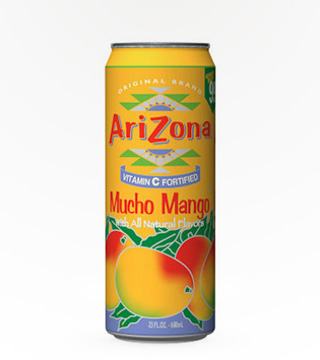 Arizona Mucho Mango Iced Tea