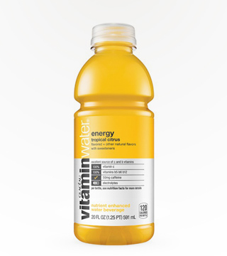 Glaceau Vitamin Energy Tropical Fruit