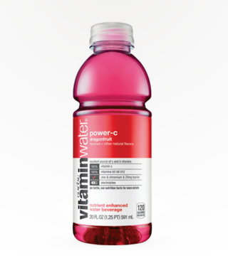 Glaceau Vitamin Power Dragonfruit Water