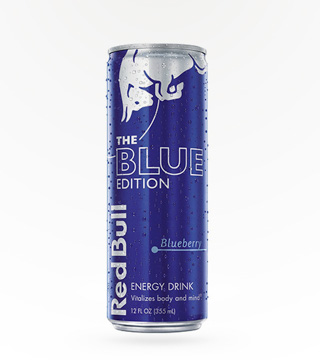 Red Bull Blue Edition 12oz