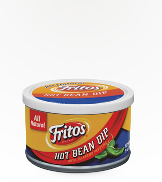Frito Hot Bean Dip with Jalapeno Peppers