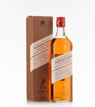 Johnnie Walker Blenders' Batch Red Rye Finish Scotch