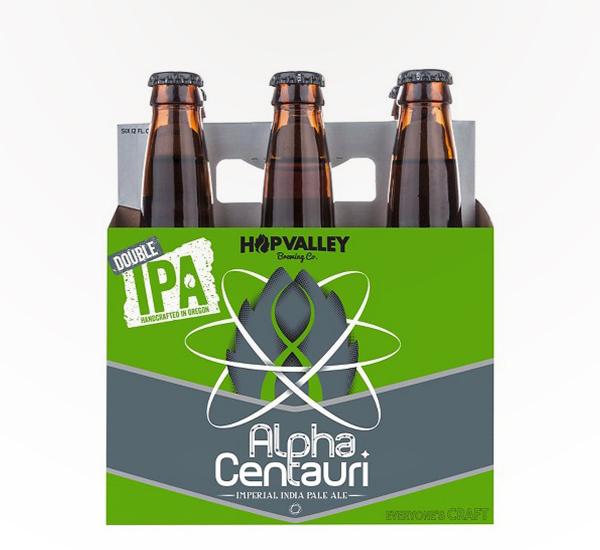 Hop Valley Alpha Centauri