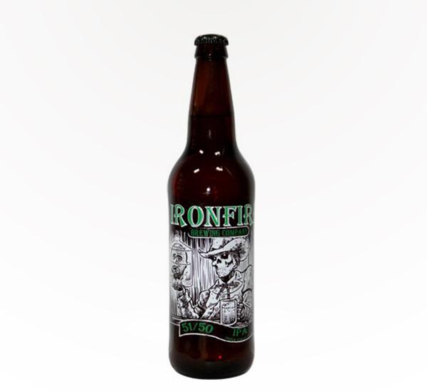 Ironfire 51/50 IPA