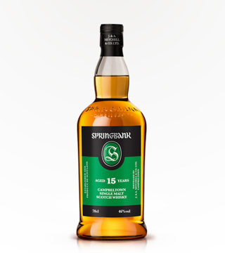 Springbank 15 Yr Scotch