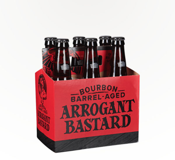 Stone Brewing Bourbon Arrogant