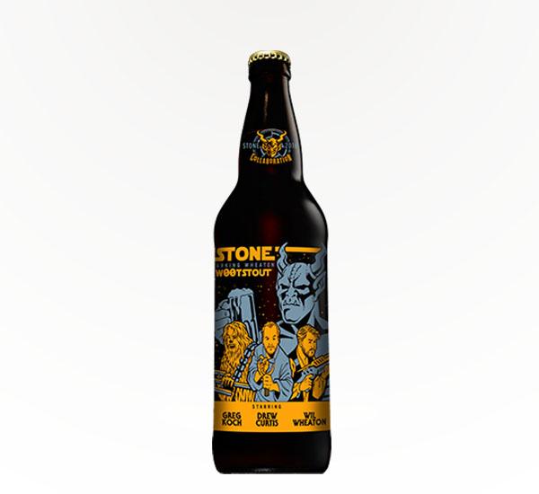 Stone W00t Stout