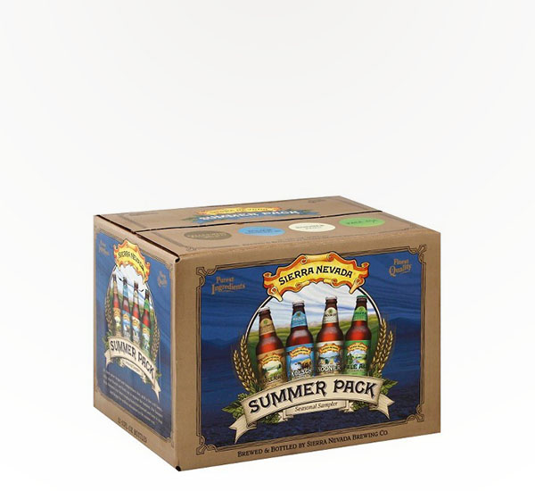 Sierra Nevada Summer Pack