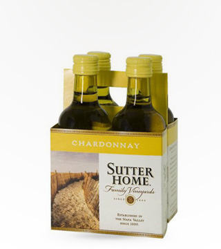Sutter Home Chardonnay 4-Pack