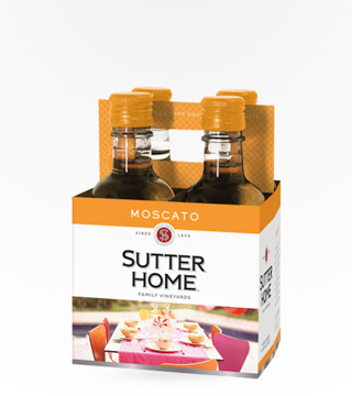 Sutter Home Moscato 4-Pack