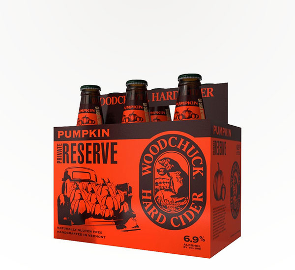 Woodchuck Private Pumpkin