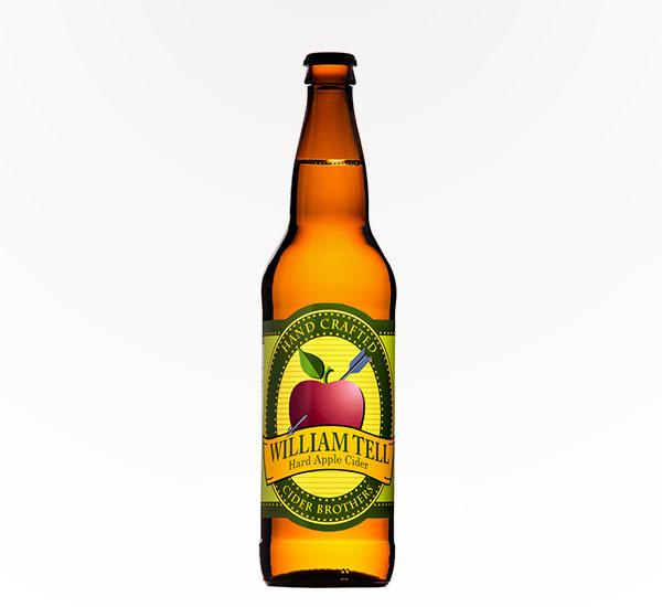 William Tell Hard Apple Cider