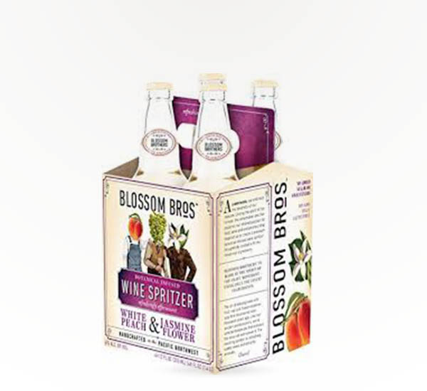 Blossom Bros Botanical Infused Wine Spritzer