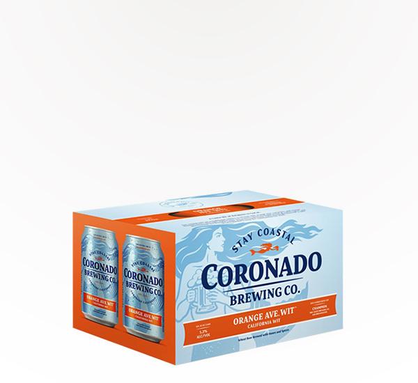 CORONADO ORANGE AVE WIT 6PKC