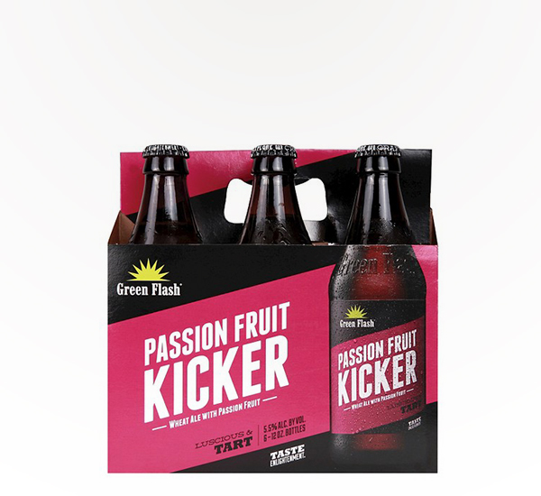 GREEN FLASH PASSION FRUIT 6PKB