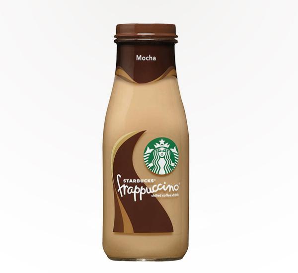 Frappuccino Mocha Coffee Beverage