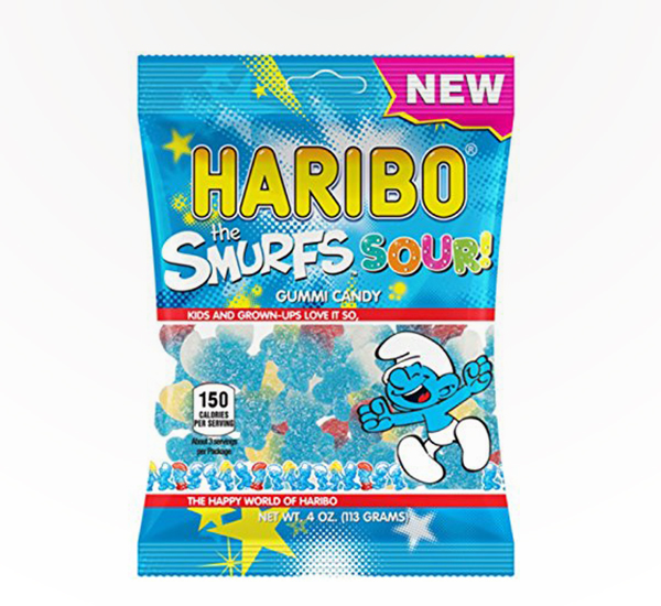 Haribo the Smurfs Sour
