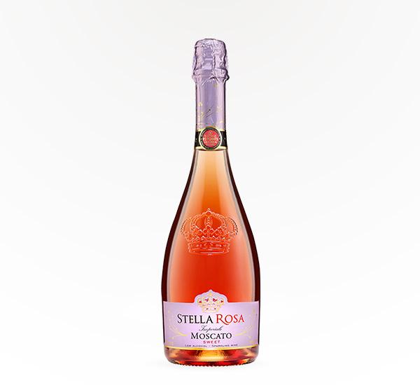 Stella Rosa Imperiale Moscato Rose