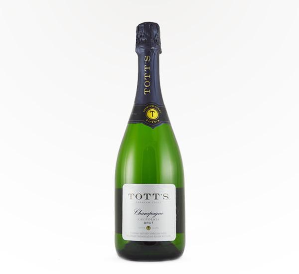 Totts Champagne Brut