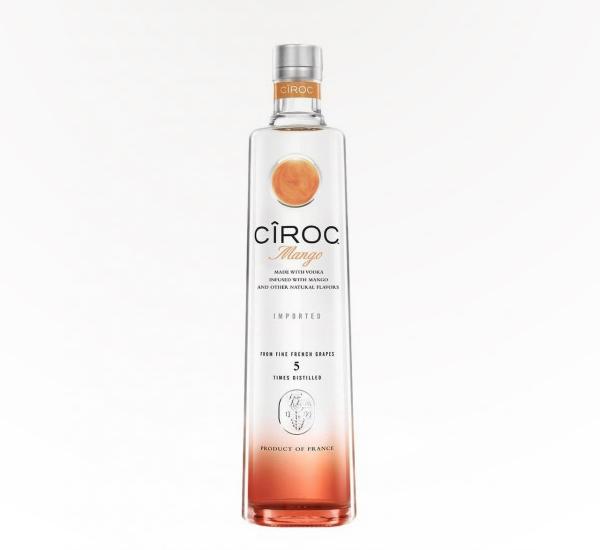 Cîroc Mango Flavored Vodka 1.75L