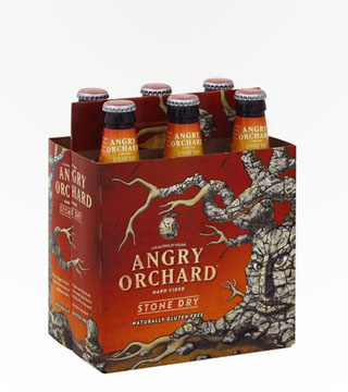 ANGRY ORCHARD STONE DRY 6PKB