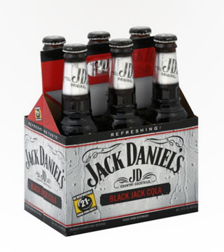 Jack Daniel's Black Jack Cola