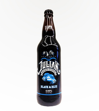 Julian Black & Blue Cider