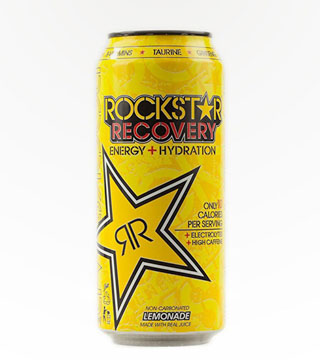 Rockstar Recovery 16 Oz