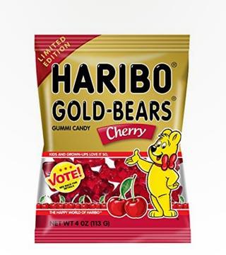 Haribo Gold-Bears Cherry