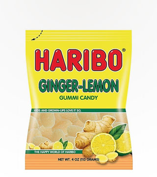 Haribo Ginger-Lemon